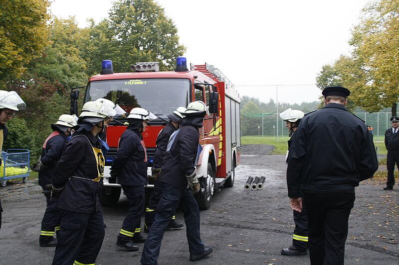 Kalli Feuerwehr
